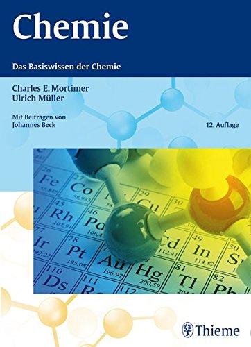 Mortimer, Müller - Chemie: Das Basiswissen der Chemie