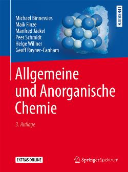 Binnewies et. al, Allgemeine und Anorganische Chemie