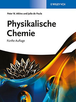 Atkins, de Paula: Physikalische Chemie