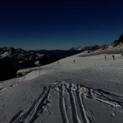 Skitour Saalfelden - Dezember 2016